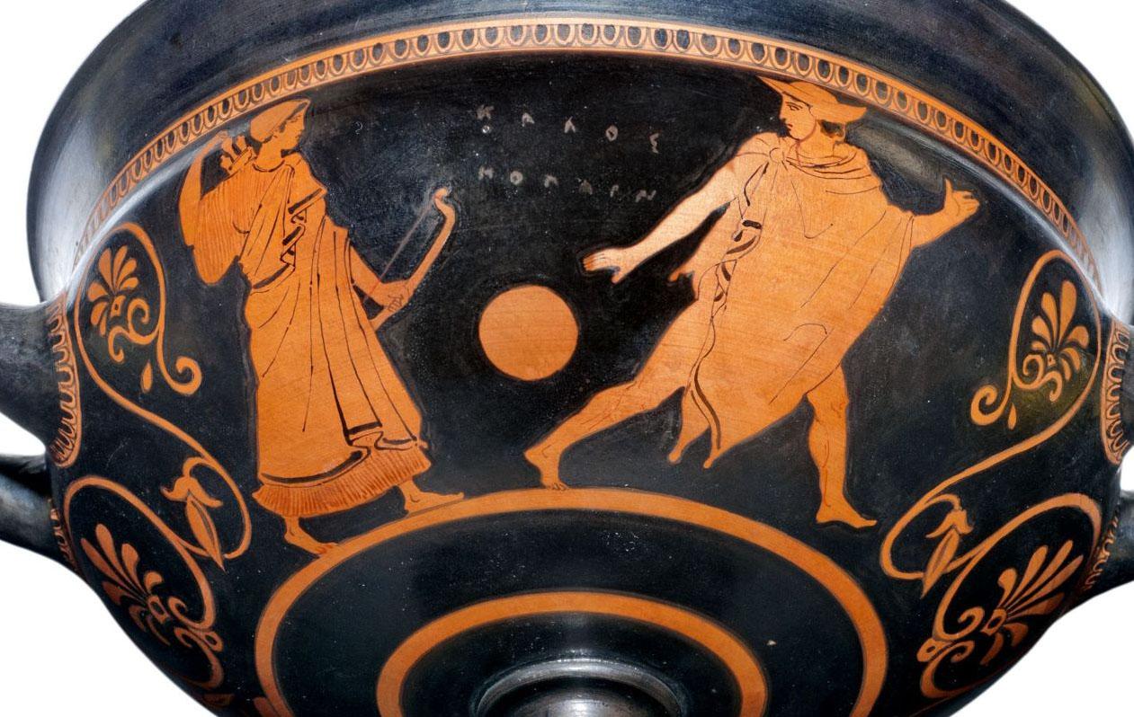 Артемида и Орион