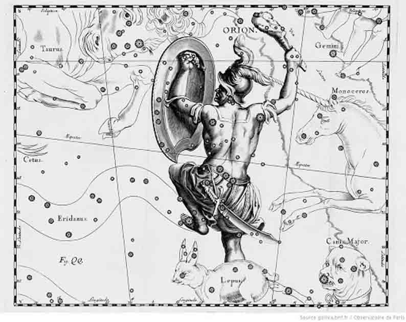 Орион Созвездие